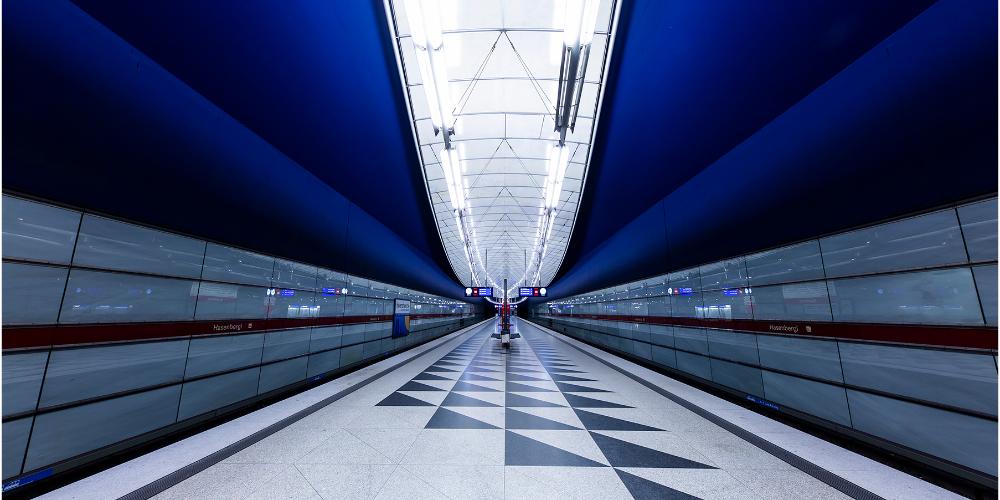 Hauptbild des Event Photo Outing - Munich U-Bahn am 2020-10-04